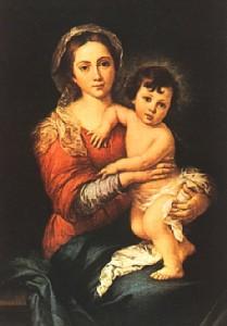 Murillo Madonna
