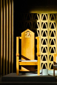 THE BISHOP_S CHAIR __Cathedra__