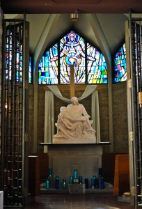 MEMORIAL CHAPEL OF THE PIETA'
