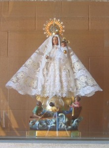 Our Lady of Charity Statue